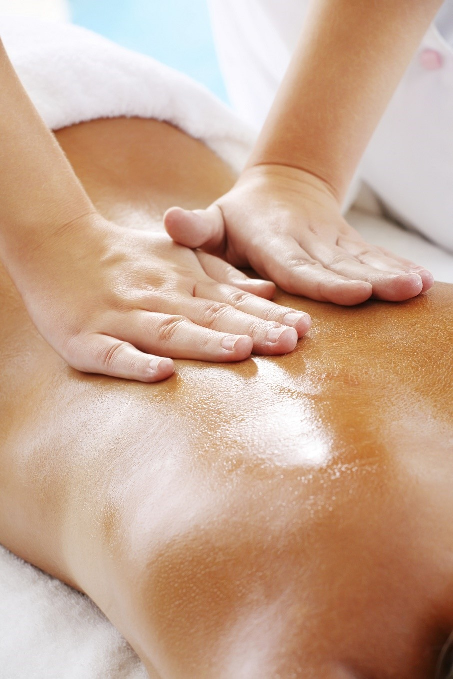 Sports Massage at Therapy Station
