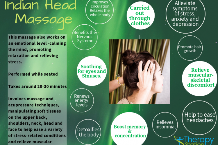 Insights into Indian Head Massage